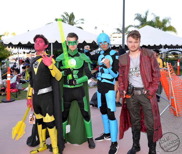 San Diego Comic-Con 2017 Cosplayers