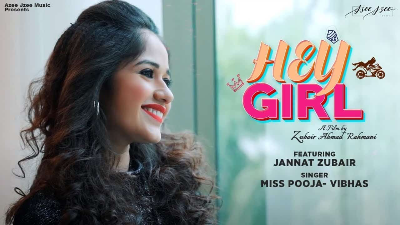Hey Girl Lyrics - Miss Pooja