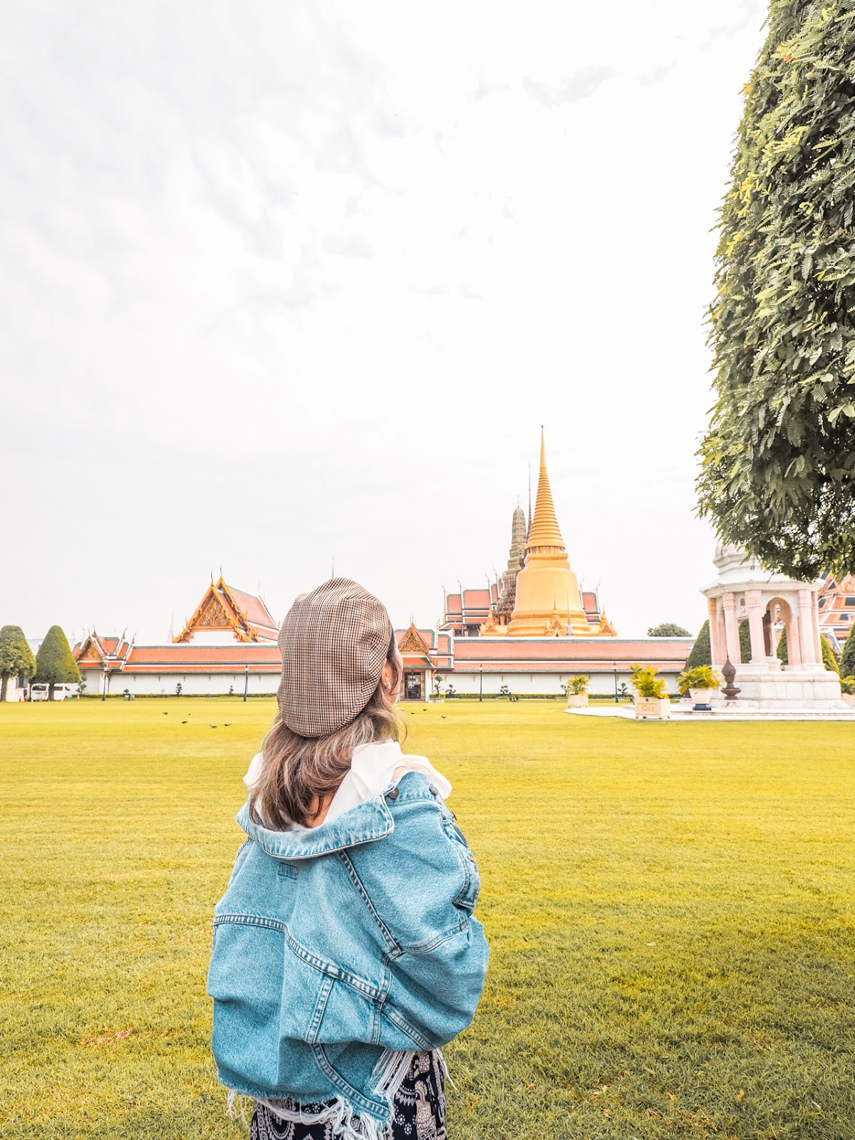 Wat Phra Keaw most instagramable