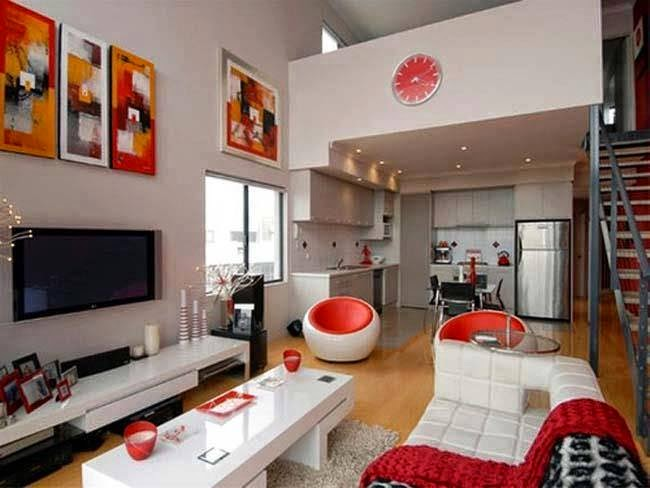 Living room design ideas, photos and construction tips