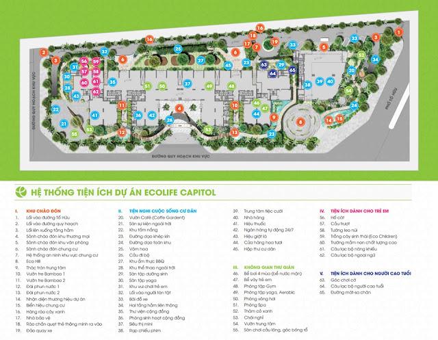 Chung cư Ecolife Capitol