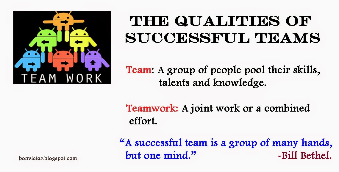 10 Qualities of a GREAT Teammate