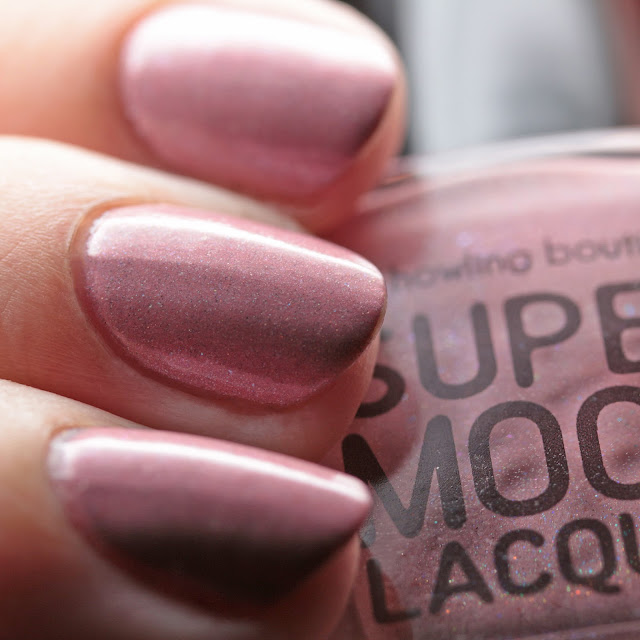 Supermoon Lacquer Such a Bitter Pill