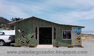Restaurante Rincon del Mar fachada
