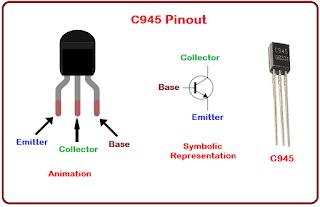 selaku  teknisi pastinya kita mesti mengenali rangkaian dan juga persamaannya jikalau sewak Persamaan Transistor C945 Paling Lengkap Terbaru 2020