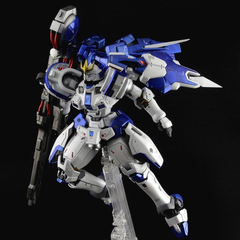 Custom Build: MG 1/100 Tallgeese III [Improved]