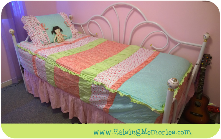 Easy Bed Making with Beddy's Perfectly Mismatched