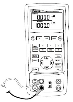 Fluke 724 Temperature calibrator: Electrical Parameter