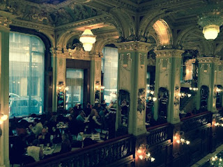 The New York Café in Budapest