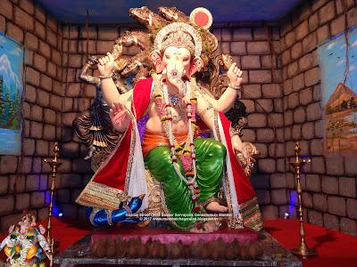 Gazdar Street Chira Bazaar Sarvajanik Ganeshotsav Mandal