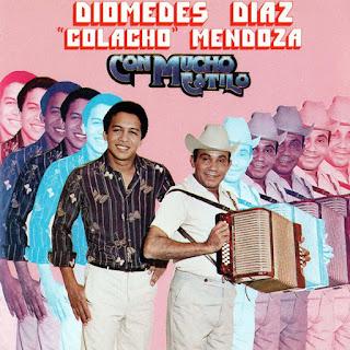 CON MUCHO ESTILO - DIOMEDES DIAZ Y COLACHO MENDOZA (1981)