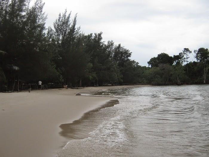 Wisata Pantai Mirota Pulau Galang | Batam Kepulauan Riau