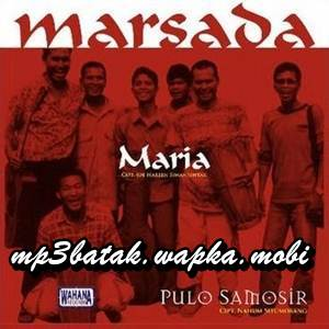 Marsada Band - Pulo Samosir (Full Album)