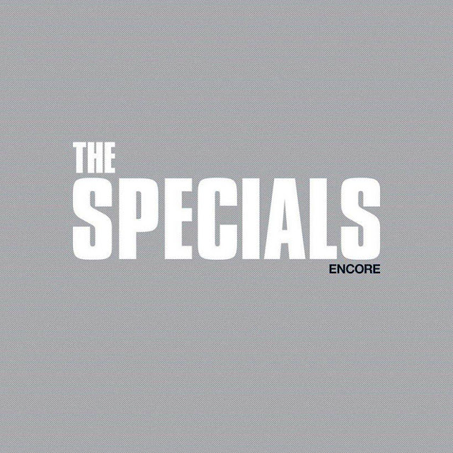 "The Specials Score First No.1 Album In The UK with ""Encore"""