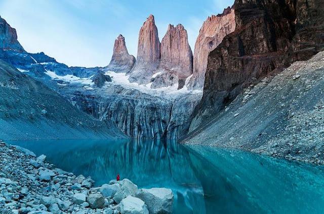 El Calafate na Argentina