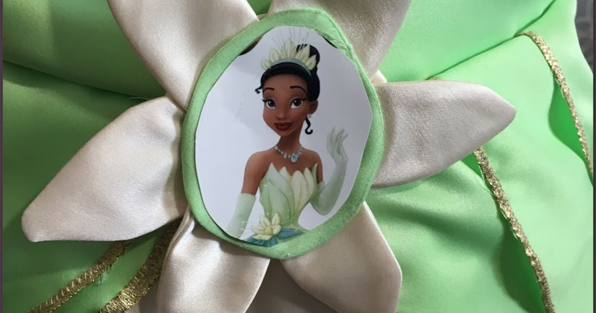 Sew To Fit By Ad Lynn The Princess And The Frog
