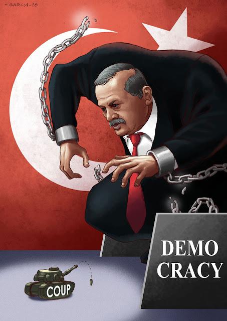 การปฏิวัติในประเทศตุรกี