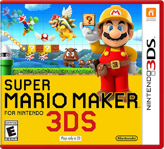 Download 3DS CIAs: Super Mario Maker for Nintendo 3DS
