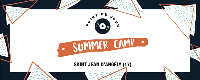 affiche point du jour summer camp
