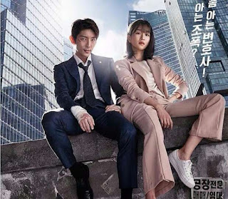 pemain drama Lawless Lawyer
