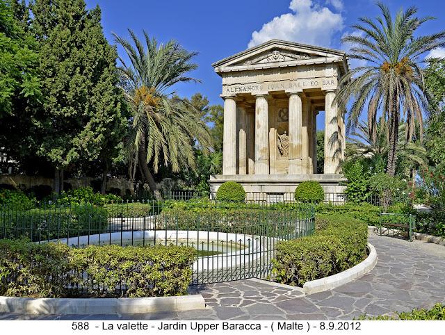 Mon espace photographique 2b p2 3 paysages monuments for Jardin upper barraca