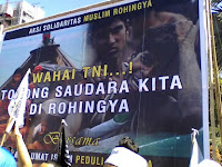 ALIANSI UMAT ISLAM: Putus Hubungan Diplomatik, Kirim Pasukan ke Myanmar