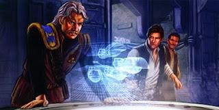 Lando és Han a rég elveszett vezetővel