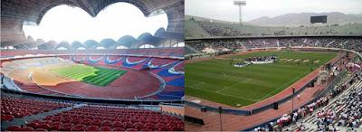 Stadion Sepakbola Terbesar Di Dunia