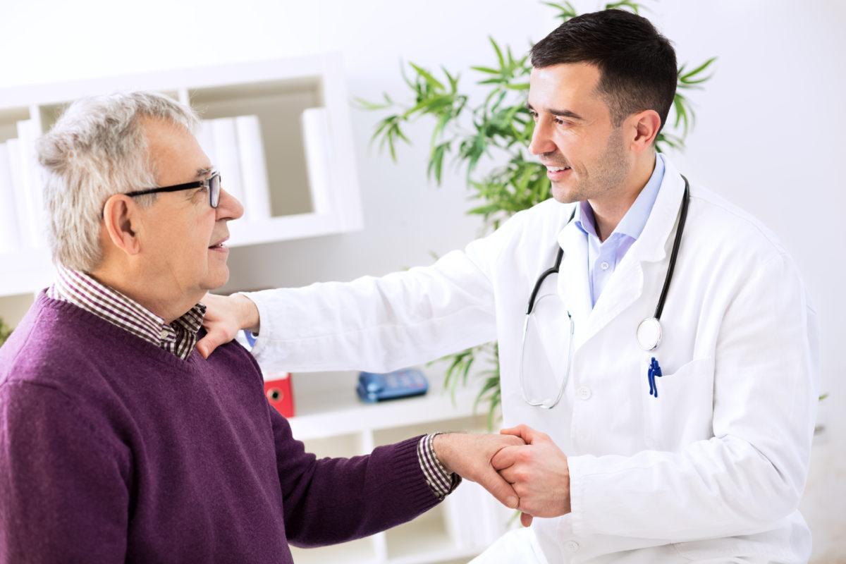 O Manel foi ao médico