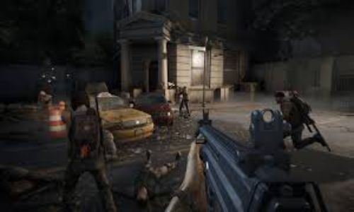 Download OVERKILLs The Walking Dead No Sanctuary PC Game Full Version Free