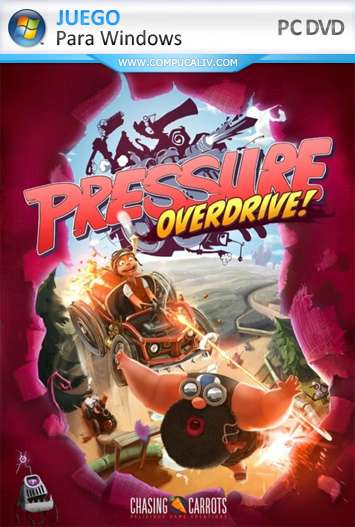 Pressure Overdrive PC Full Español