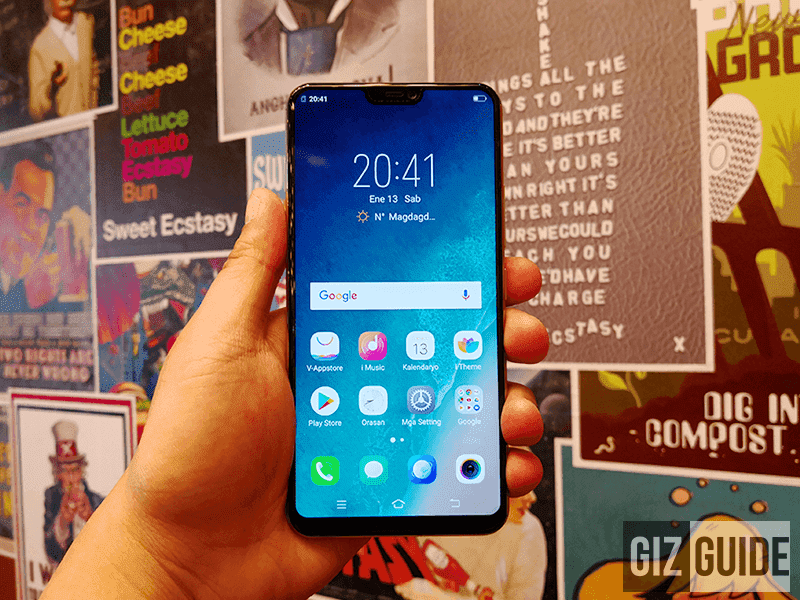 Vivo V9 now available nationwide!
