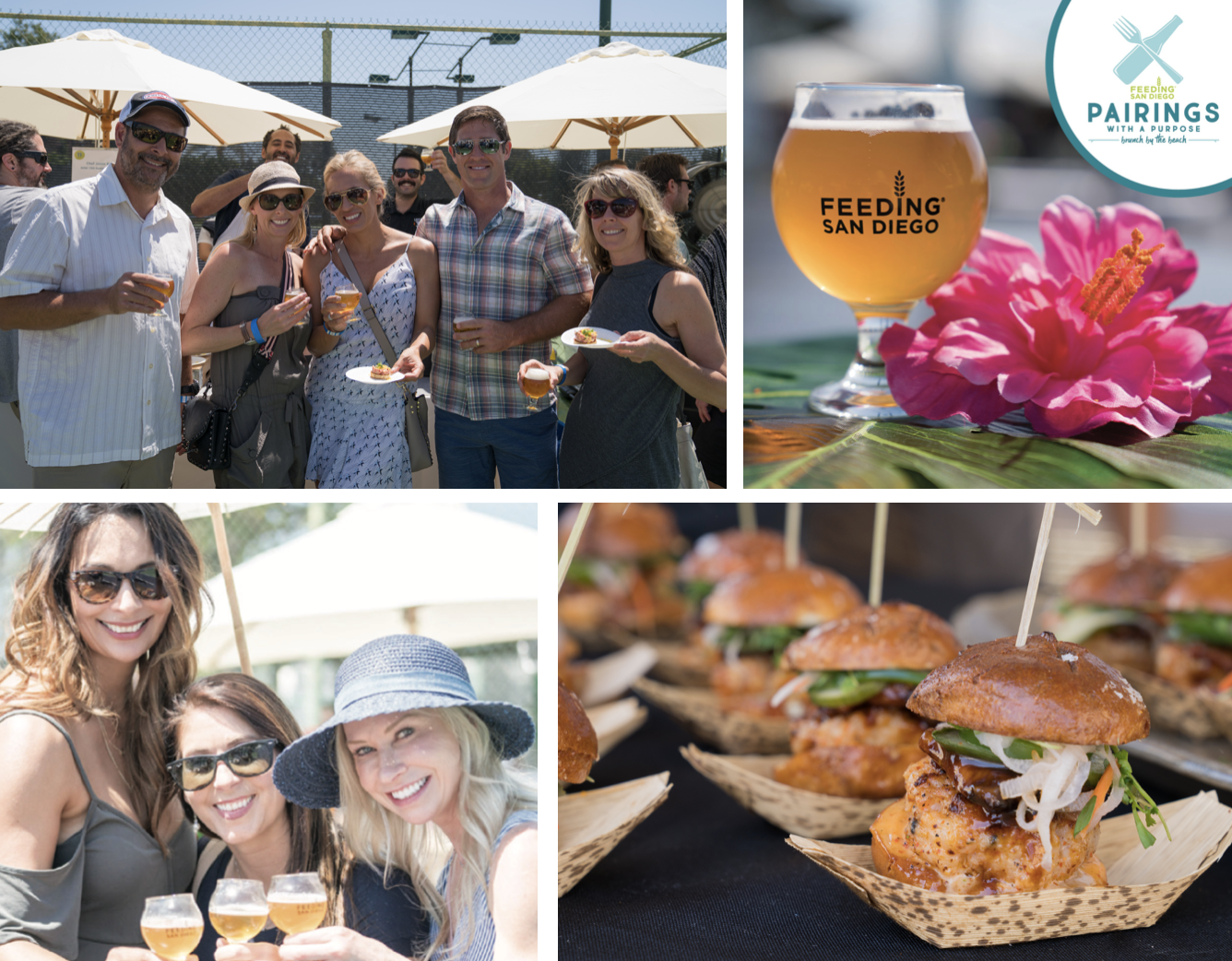 Enter to win tickets to Feeding San Diego's Pairings With A Purpose - April 13!