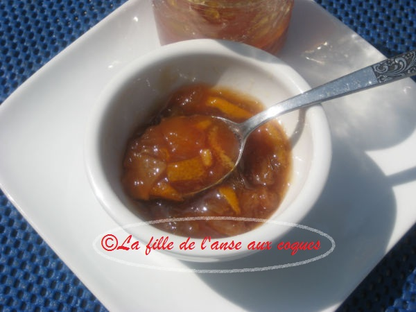 confiture de rhubarbe chef simon