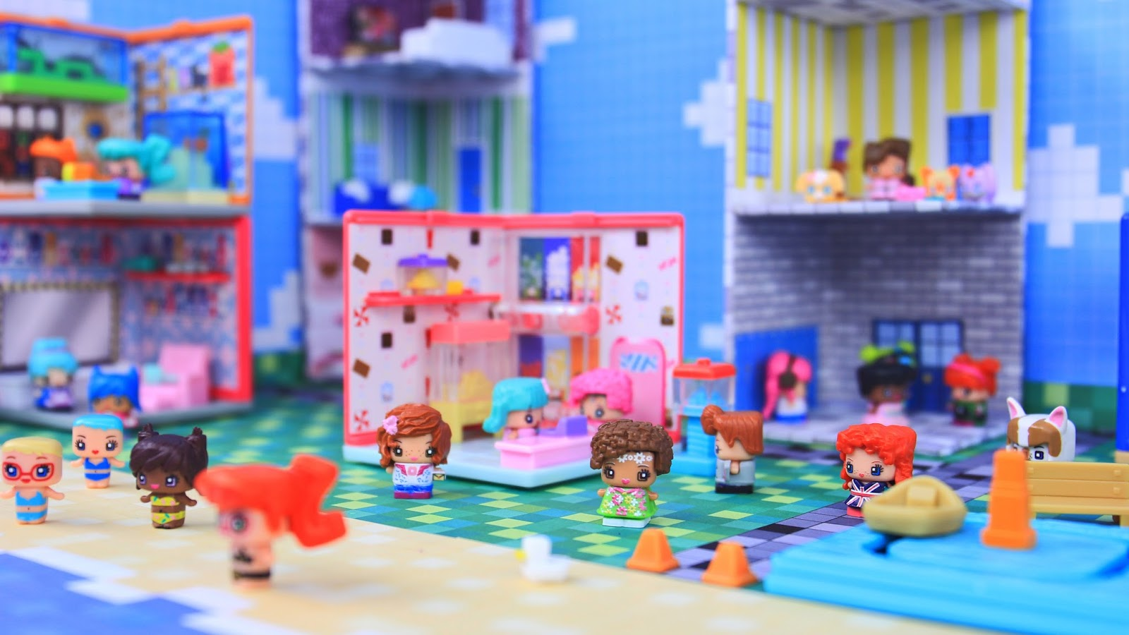 How to make a my mini mixieqs world town city free printables