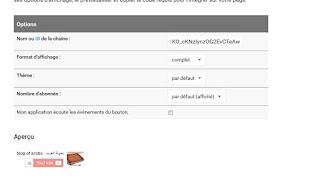 كيفية إضافة زر أو أيقونة اشترك في قناتي على اليوتيوب لمدونات بلوجر