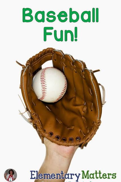 Baseball Fun! Books, activities, and resources to include baseball in with learning!