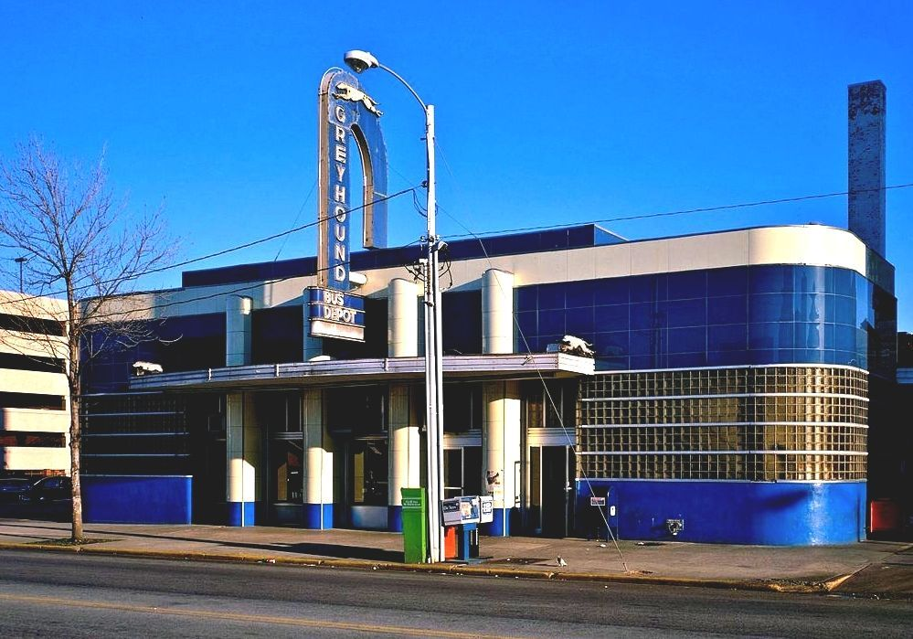 List Of Greyhound Bus Stations - Greyhound Bus Station South