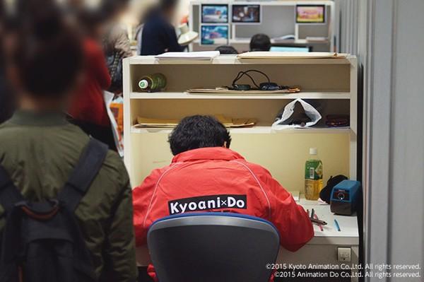 KyoAni Festival - um grande obrigado aos fãs