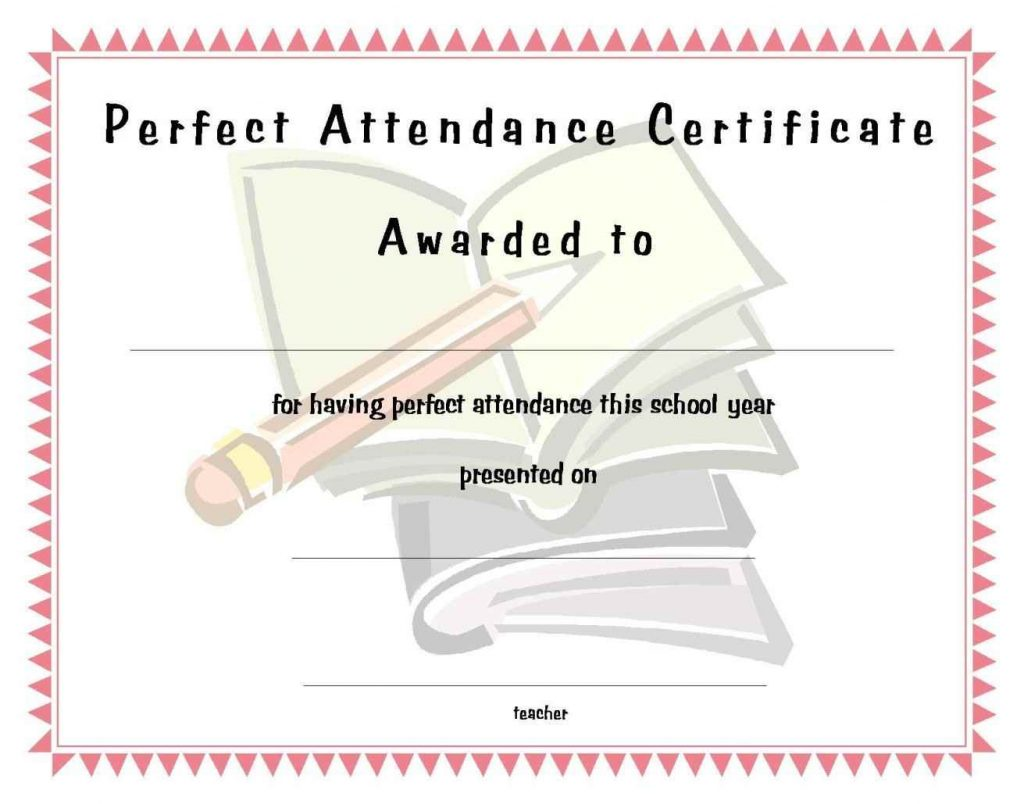 perfect attendance certificate printable, free editable printable certificates, certificate of attendance free templates, certificate of attendance free templates, microsoft perfect attendance award template, editable perfect attendance award template, employee perfect attendance certificate template