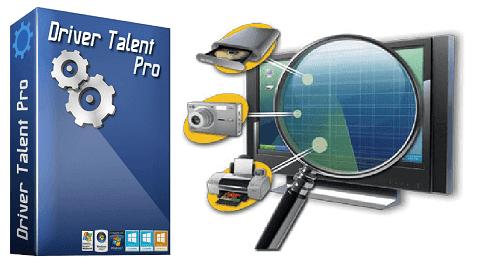 [Soft] Driver Talent Pro  7.1.13.40 -  Cập nhật Driver cho máy tính