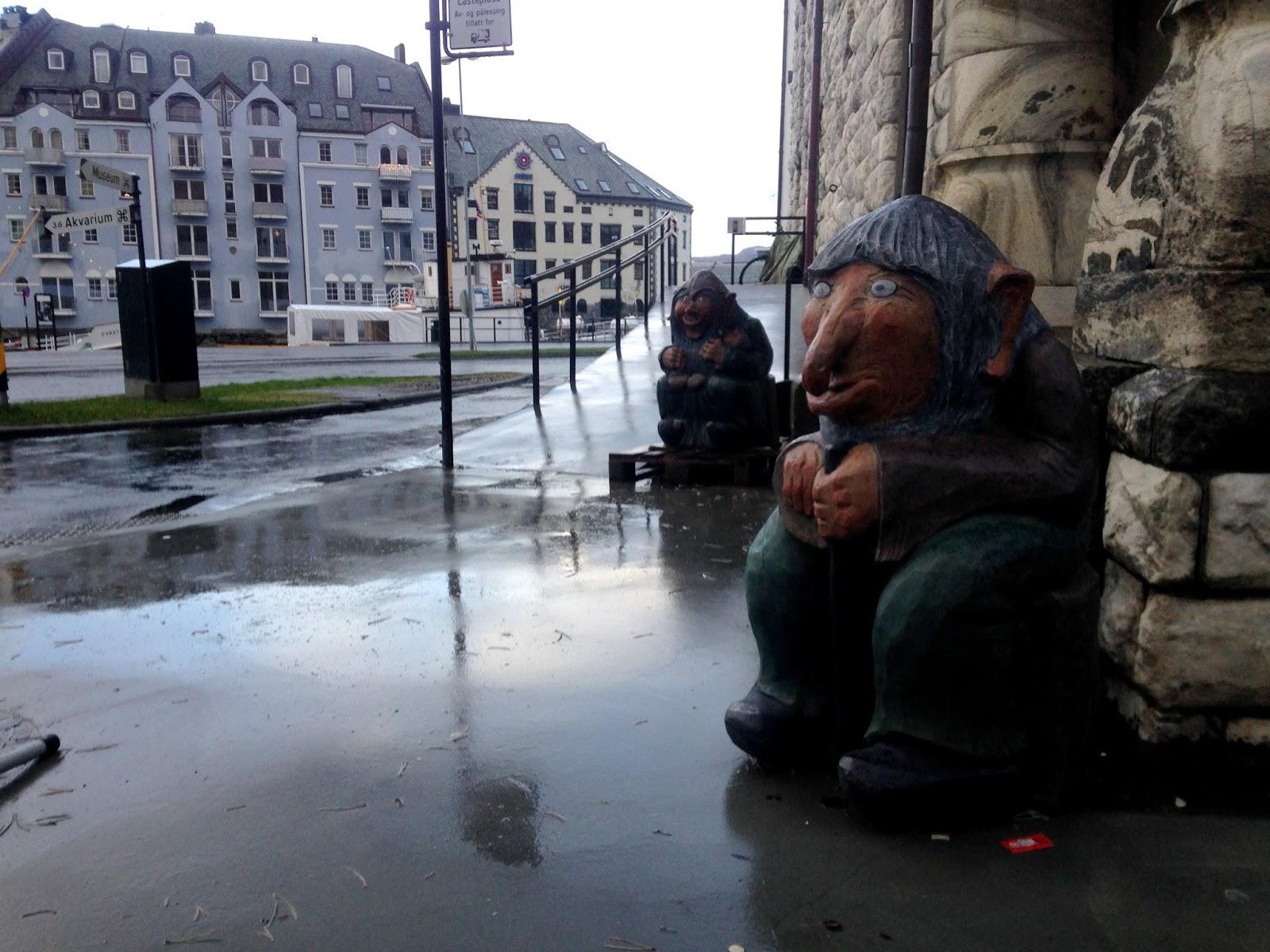 Trolle w Norwegii