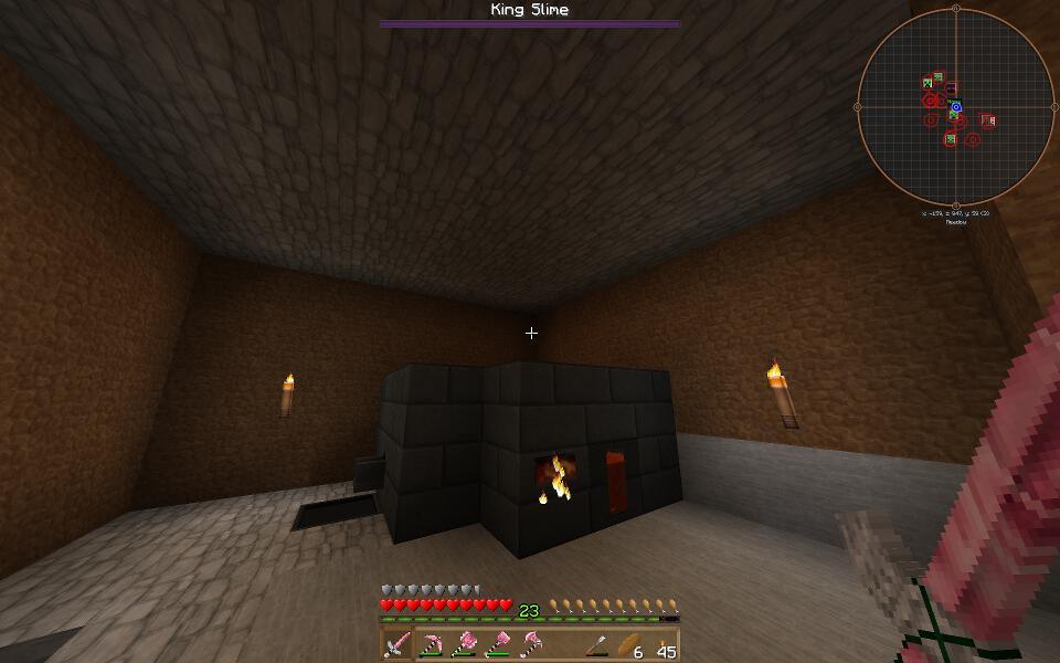 Random Diversions: Minecraft - Relocation