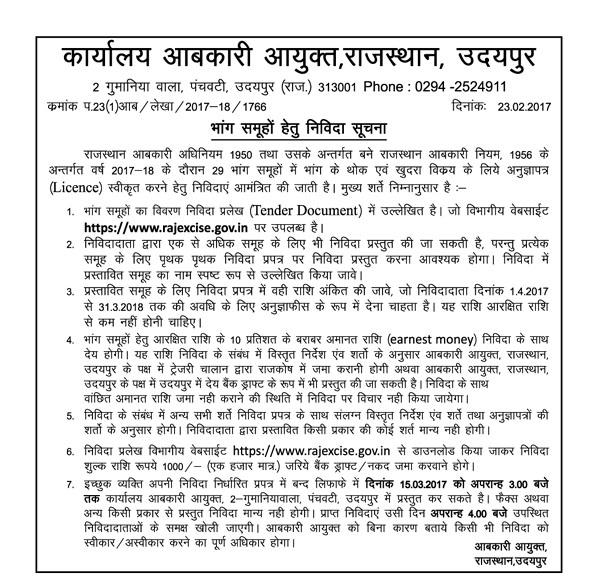 http://recruitmentaz.blogspot.com/2017/02/rajasthan-abkari-vibhag-lottery-online.html