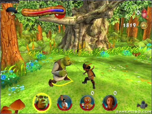 Shrek 2 Team Action - Download Game PC Iso New Free