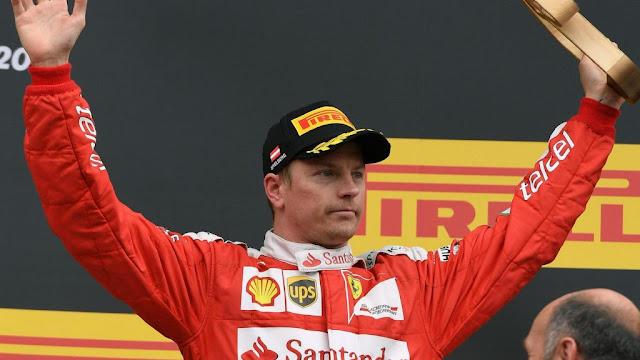 Resmi, Kimi Raikkonen Tetap di Ferrari
