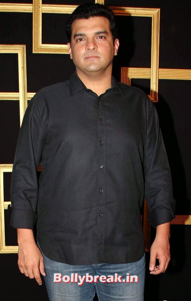 Siddharth Roy Kapur, All Bollywood Celebs at Deepika Padukone Golden Party