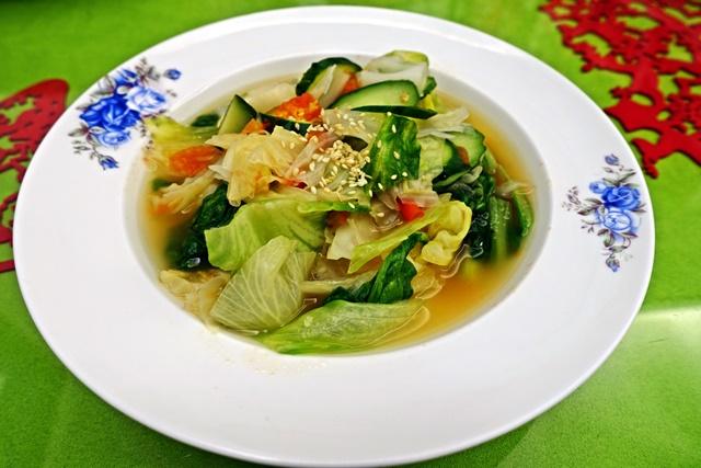 炒綜合青菜