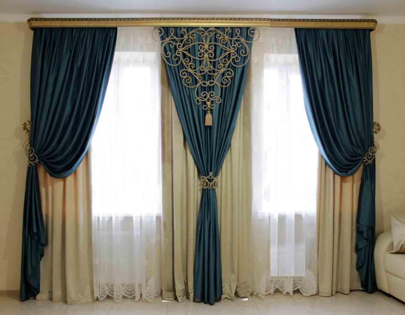 Interior Curtains Design Ideas