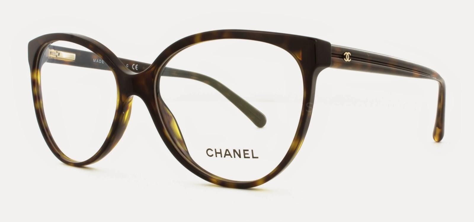 2f743373be06e Óculos graduados Chanel - A Miúda dos Saltos Altos